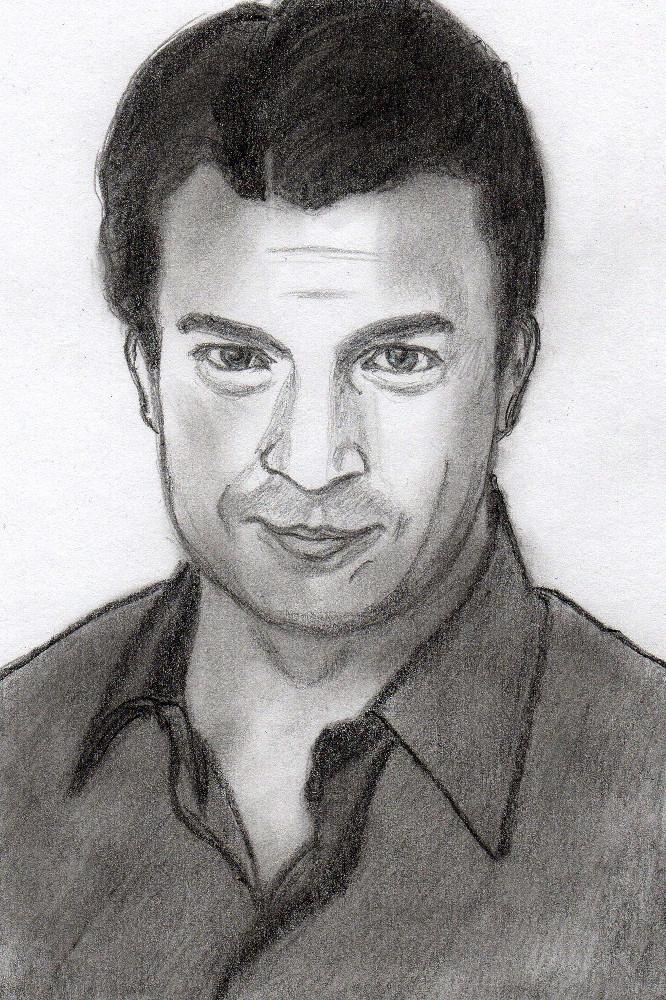 Nathan Fillion by Coco45